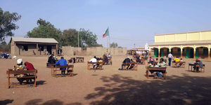 Food for Education: Benin