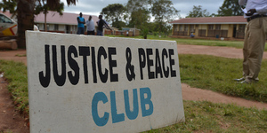 Justice & Peacebuilding Learning Agenda