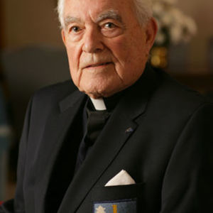Father Theodore Hesburgh of Notre Dame dies at age 97