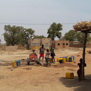 Notre Dame Initiative for Global Development to provide wells in Burkina Faso