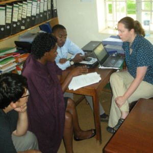 Notre Dame-USAID Fellow works with South Bend and Ugandan partners to support palliative care in Uganda