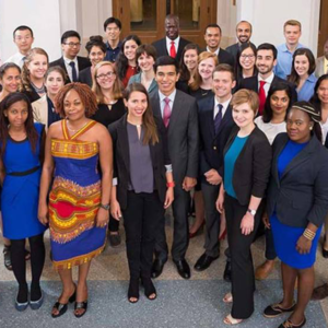 Keough School of Global Affairs opens at Notre Dame