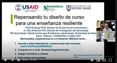 Paraguay Workshop